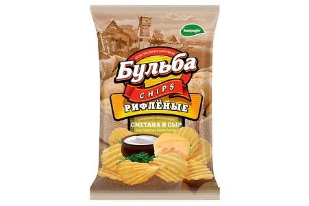 Чипсы Бульба сметана/сыр  75г