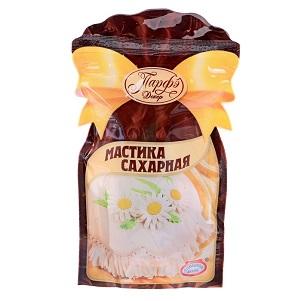 Мастика сахарная ванильная 150г Парфэ Декор
