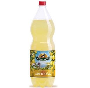 Напиток Черноголовка Лимонад 2л ПЭТ
