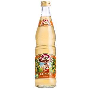 Напиток Черноголовка Буратино 0,5л ст/б