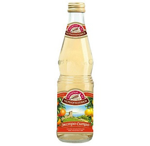 Напиток Черноголовка Экстра-Ситро 0,5л ст/б