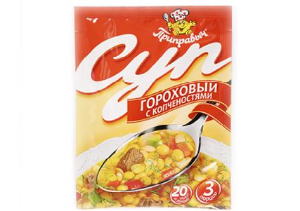 Суп Приправыч Гороховый с копч. 60г