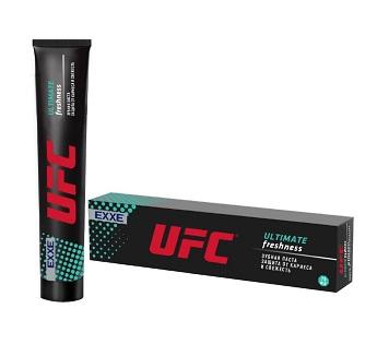 Паста/з UFC свежесть и защита от кариеса 75мл