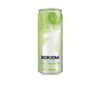 Напиток Боржоми лайм-кориандр 0,33л ж/б