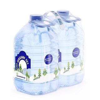 Вода Шишкин лес негаз. 5л*2шт  упаковка