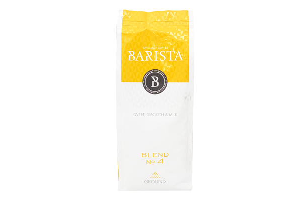 Кофе Barista №4 молотый 250г
